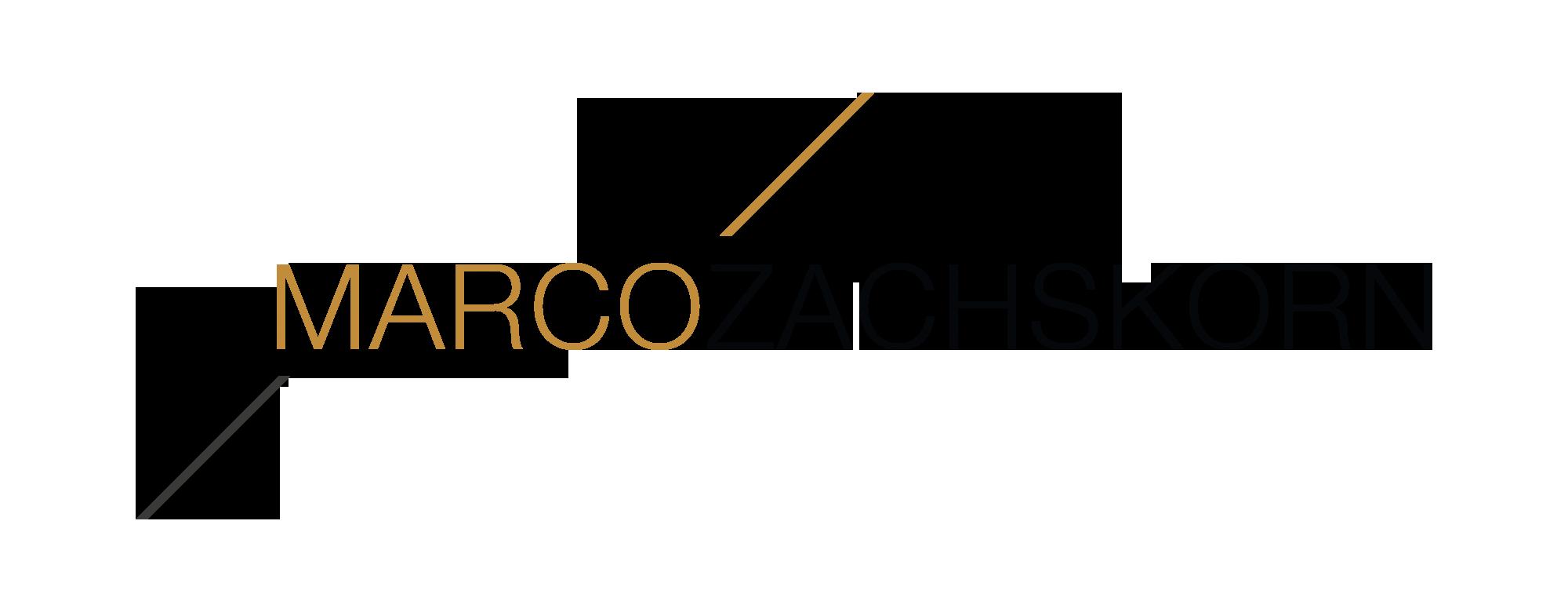 Marco Zachskorn - Finanzdienstleistungen und Vertriebstraining